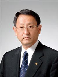 Akio Toyoda, Toyota President